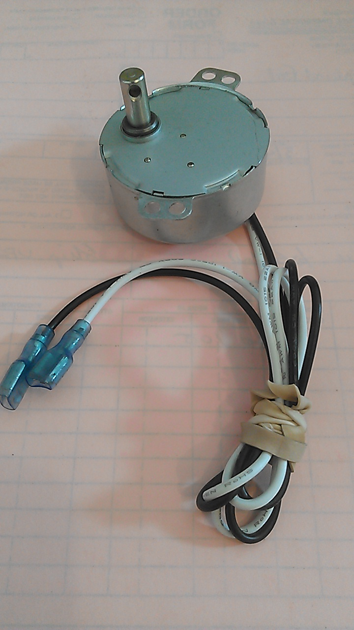 Heat Surge Genuine Flame Motor 443 long wires 2007